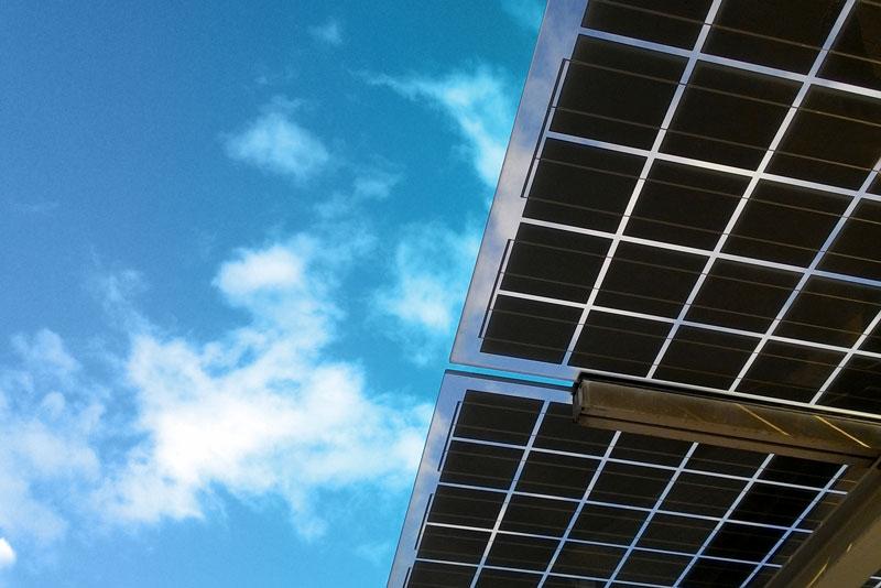 Solar cell alternative power